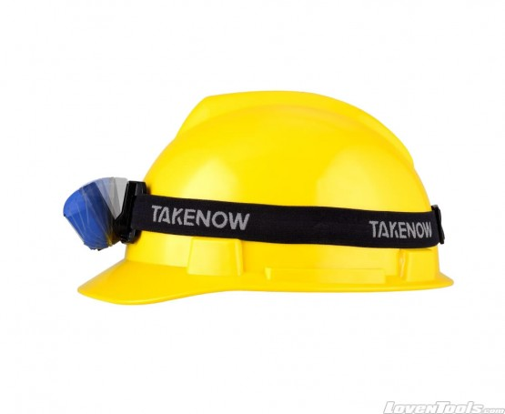 TAKENOW Rechargeable LED Head Lamp 300 Lumens HL001