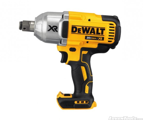 """DeWALT Cordless 20V Brushles High Torque 3/4"""" Impact Wrench With Ring DCF897B"""
