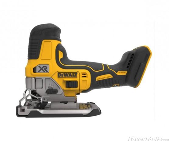 DeWALT 20V MAX XR Brushless Cordless Barrel Grip Jig Saw