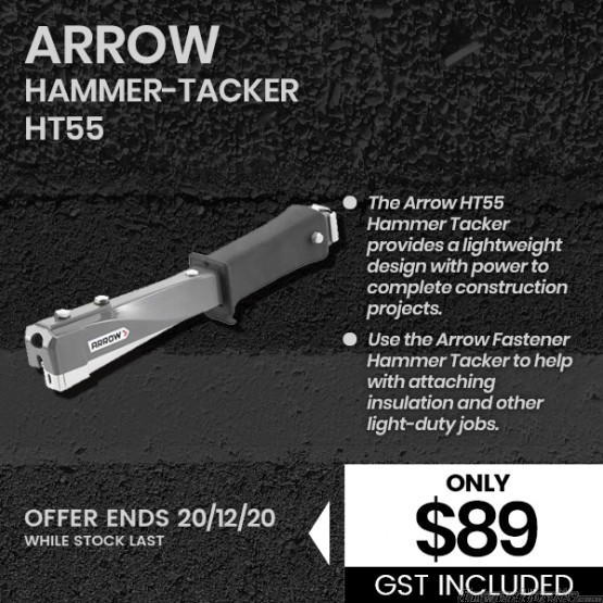 Arrow Hammer-Tacker