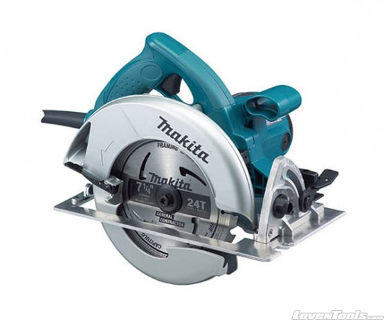 "Makita Corded 1800W 185mm (7-1/4"") Circular Saw 5007NK"
