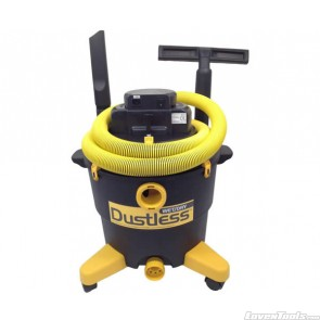 Dustless 16 Gal WET DRY Vac-Foreign