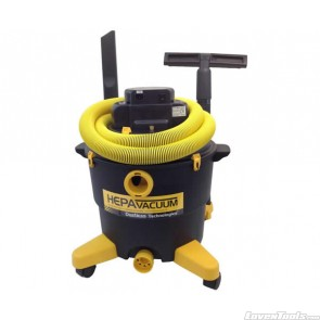 Dustless HEPA - 240V 16 GAL WET DRY VAC