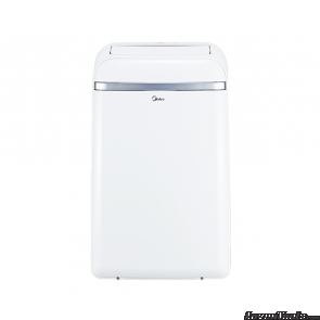 Midea 3.5KW Cooling/2.9KW Heating Portable Air Con MPPD-12HRN1-QB6