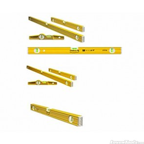Stabila 3 Level Pro-Set Includes 48-Inch, 24-Inch 80AS-2/25100 29824