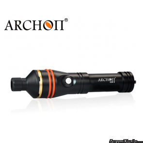 Archon CREE LED Diving Flashlight Snoot Underwater Video Torch Light W17VII/D11V-II