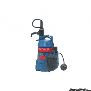 """Submersible Pump LB-10A 3/4"""" 100W with float switch 6m Lead 240-LB-10A"""