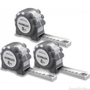 KOMELON IR85 INOX Rubber S/Steel Pocket Tapex3