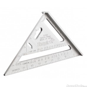 """Empire 7"""" Heavy Duty MAGNUM™ Rafter Square -  Me 2990M"""