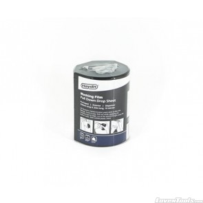 Masking Film Pre-taped Exterior 10micron 550mmx33m PAMFTED55