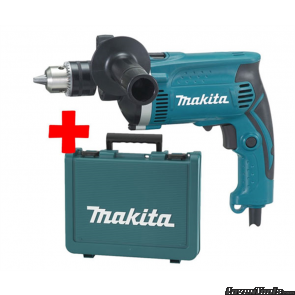 Makita Corded 710W 13mm Hammer Drill HP1630K Kit