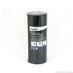 Masking Film Pre-taped Exterior 10micron 2700mmx17m PAMFTED27