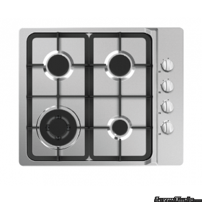 Midea 60G40ME403-SFT 60cm stainless steel gas hob 60G40ME403-SFT