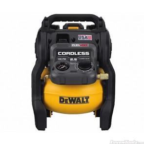 DeWALT Flexvolt 60V MAX 2.5 Gallon Cordless Air Compressor DCC2560