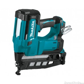"Makita 18V LXT Cordless 21/2"" Straight Finish Nailer 16Ga XNB02Z"
