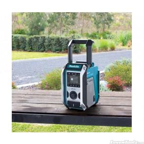 Makita DMR115 18V Li-ion Cordless Digital Bluetooth Jobsite Radio DMR115