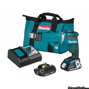 Makita 18V LXT Compact Brushless Cordless Drywall Screwdriver XSF03RX2