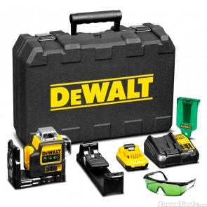 DeWALT DW089LG Laser Green line DW089LG/DCE089D1G-XE
