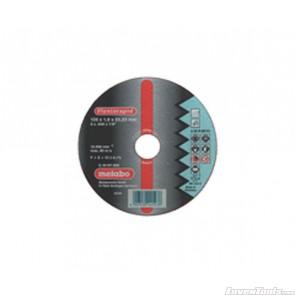 "Metabo ""Flexiarapid"" Inox Cutting Disc 125x1x22,23mm MS16187"