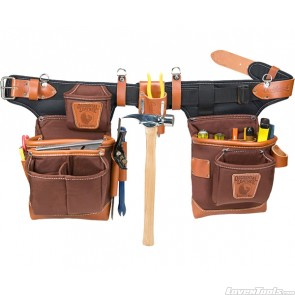 Adjust-to-Fit™ Fat Lip™ Tool Bag Set - Cafe 9855