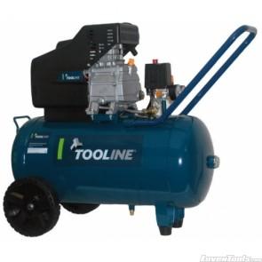 Tooline AC 2550 50l Compressor PE 120