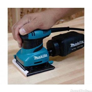 Makita Palm Sander BO4556K 1/4 SHeet 112x102 200W