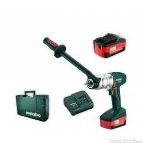 Metabo Cordless 18V Quick PowerX3 Drill & Screwdriver 4.0Ah BS18LTX-X3Q Kit