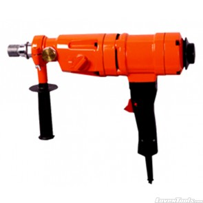 Chicago Corded 1500W Orange Diamond Core Drill Kit CHI100MM