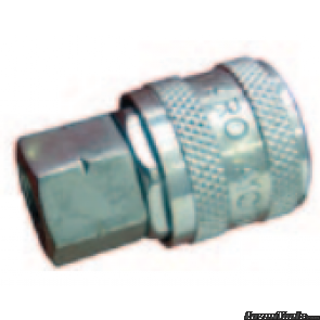 ARO 1/4 Economy Coupler 101B 1/4 BSP female thread