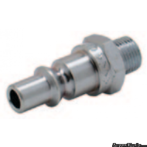 ARO 1/4 Male Connector A102 1/8 BSP