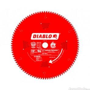 DIABLO 12 in. X 96 Tooth Non-Ferrous Metals/Plastics Saw Blade D1296N