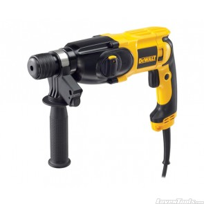 Dewalt Corded 22mm 650w SDS+ Combination Rotary Hammer Drill D25013K-XE