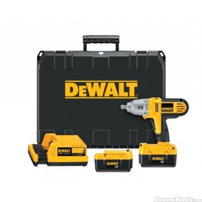 DeWALT Cordless 36V Impact Wrench DC800KL Kit