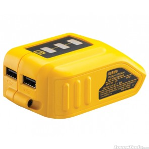 DeWALT USB Charging XR Battery Adapter DCB090