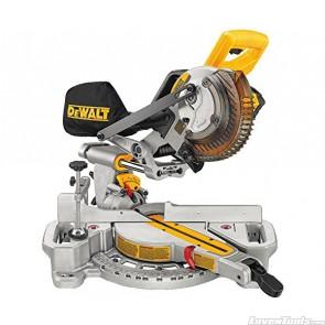 "DeWALT 20V MAX 7 1/4"" Sliding Miter Saw (Bare) DCS361B"