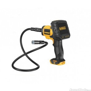 DeWALT Cordless 12V MAX 17mm Inspection Camera with Wireless Screen DCT410