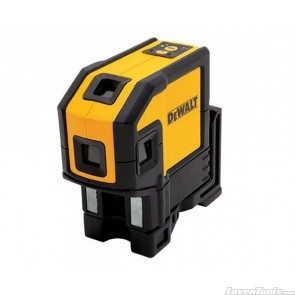 Dewalt 5 point + Line Combination laser DW0851