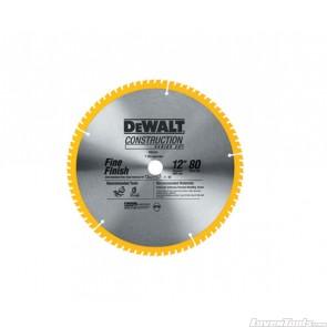 DeWALT 12In 80T Crosscut Saw Blade DW3128
