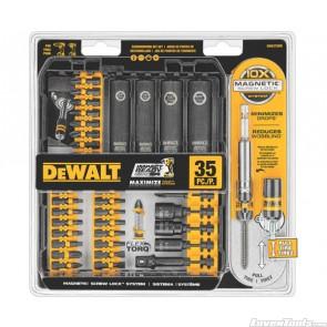 DeWALT Impact / Screw Driver Bits Set 35pc DWA2T35IR