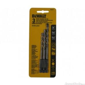DeWALT 3 Piece Masonry Bit Set DW2571