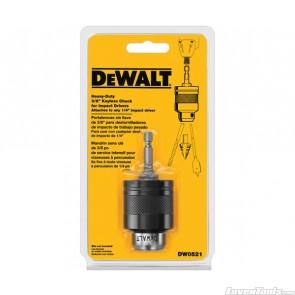 """DeWALT Quick Connect 3/8"""" Impact Chuck DW0521"""