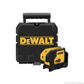 DeWALT DW083K Self Leveling 3 Point Laser  DW083K