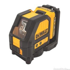 DeWALT DW088LG 12v MAXGreen Cross Line Laser DW088LG