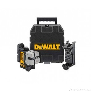 DeWALT 3 Line Laser Level DW089