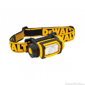 DeWALT Cordless 4.5V Jobsite LED Headlamp DIS DWHT70440