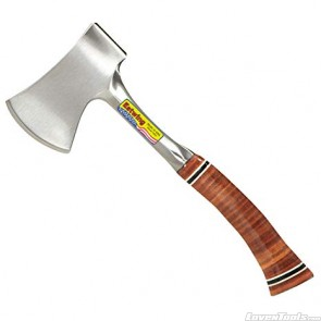 Estwing SPORTSMAN'S AXE (WITH SHEATH) LEATHE DIS E24A