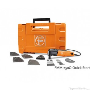 Fein Corded 250W MultiMaster FMM 250Q DIS