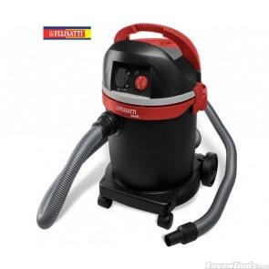 Felisatti wet n dry vacuum cleaner 1200W 32L 61 1/sec 248mBar 20L VCF32/1200