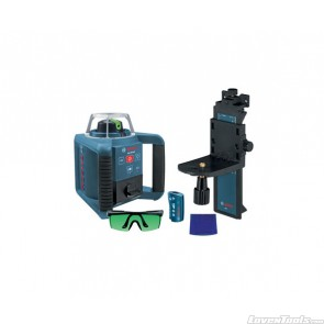 Bosch GRL300HVG Self-Leveling Green Rotary Laser with Layout Beam GRL300HVG