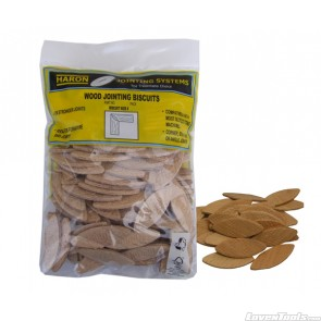 Fox & Gunn Haron Size 20 Wood Joint Biscuits 50 PK FGH5464